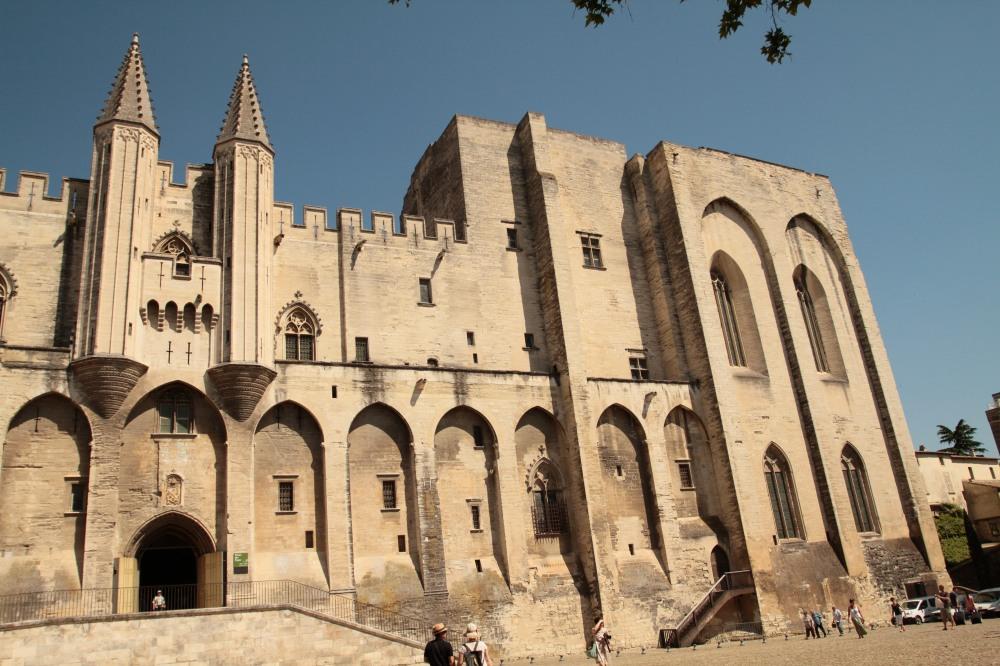 Palaise des Papes
