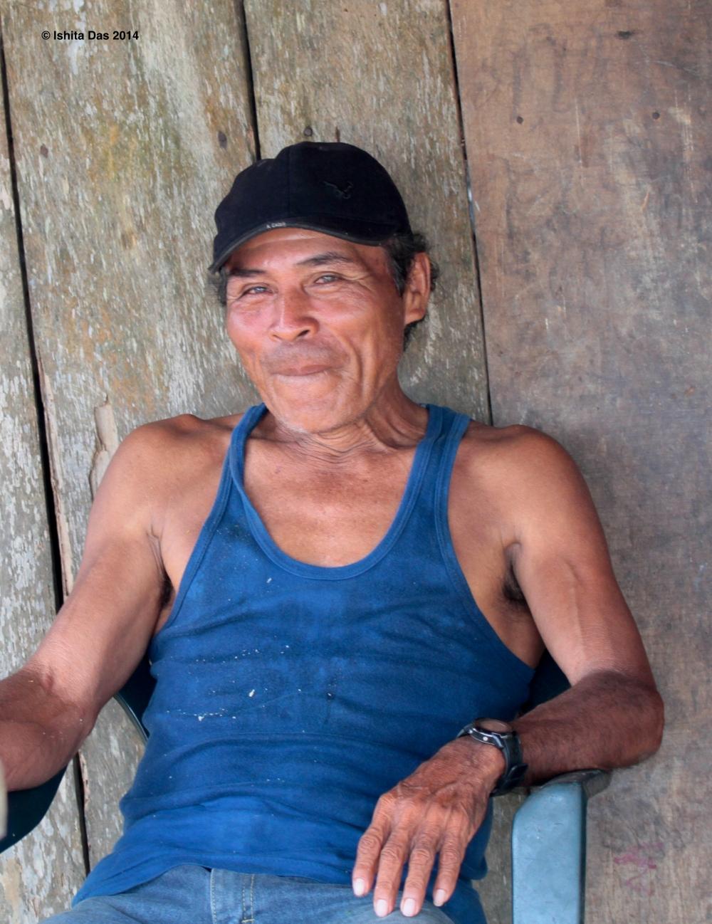Amazon portrait 'man'-1