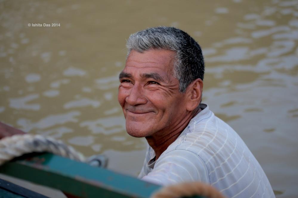 Amazon portrait- Mayor-2 Pacaya Samiria reserve
