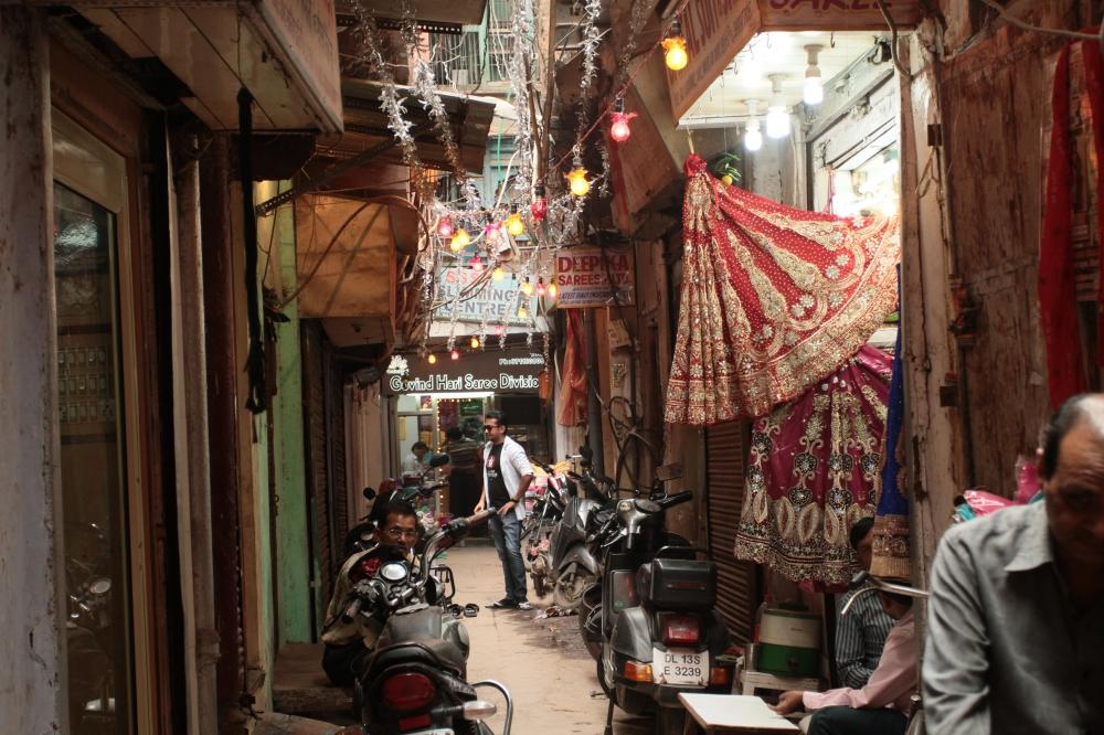 Decorative street