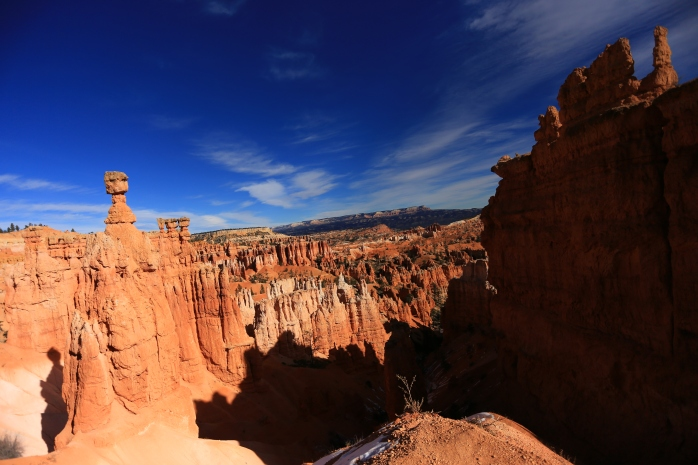Thor's Hammer (Navajo Trail; Bryce amphitheater)