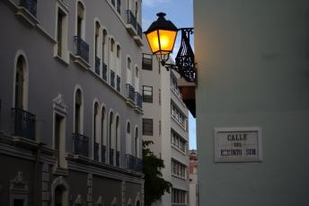 The light(s) of Old San Juan