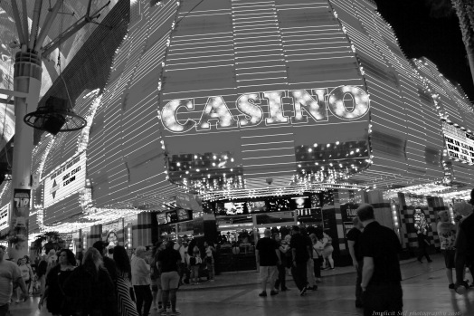 Casino downtown Vegas